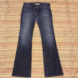 Freedom of Choice boot cut jeans sz 29